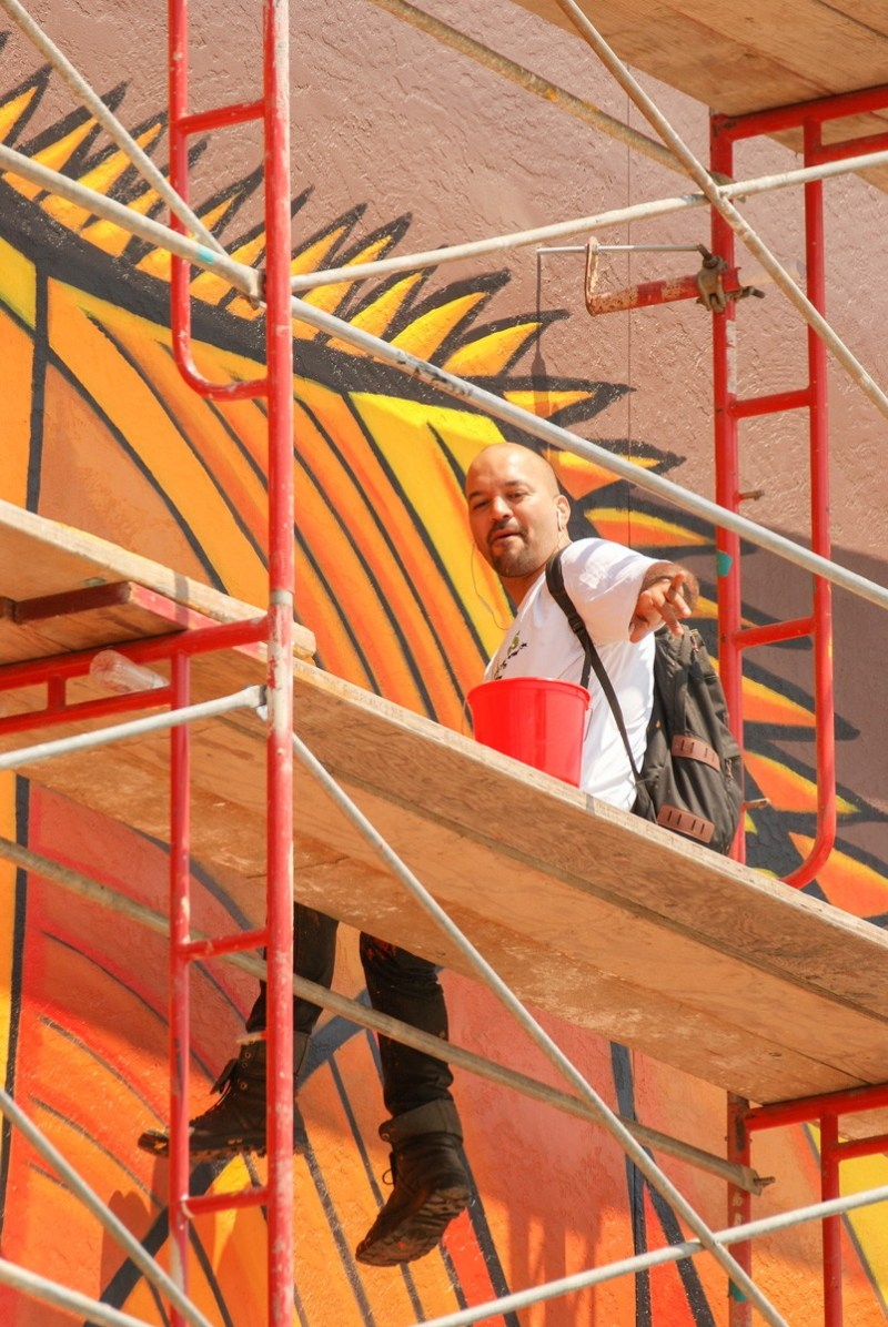 Raphael Del Gado - Wide Open Walls