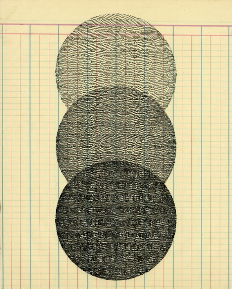 Albert Chamillard, Black Circles