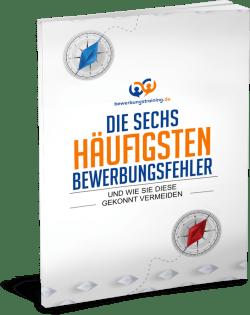 bewerbungsfehler ebook cover