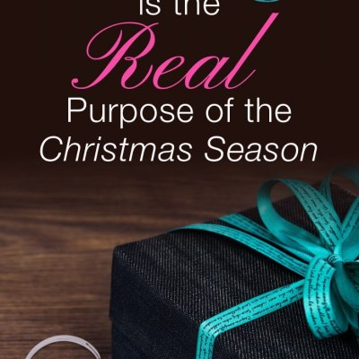 Giving is the REAL Purpose of the Season