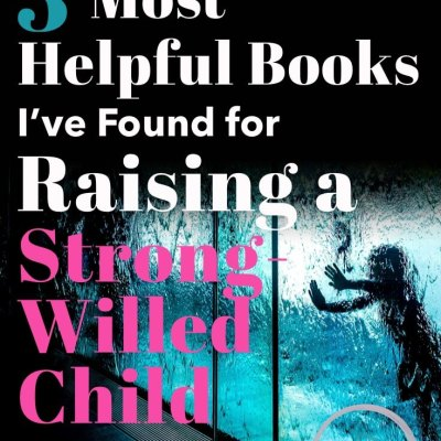 The Three MOST Helpful Books for Raising a Strong-Willed Child