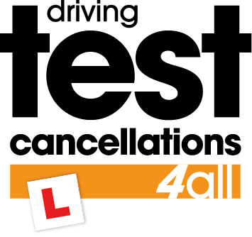 Driving Test Cancellation Logo