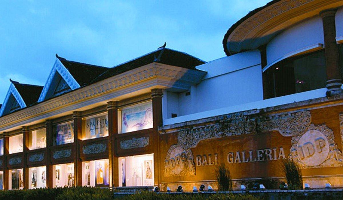 DFS ガレリアバリ | 免税ショッピング - デューティ フリー