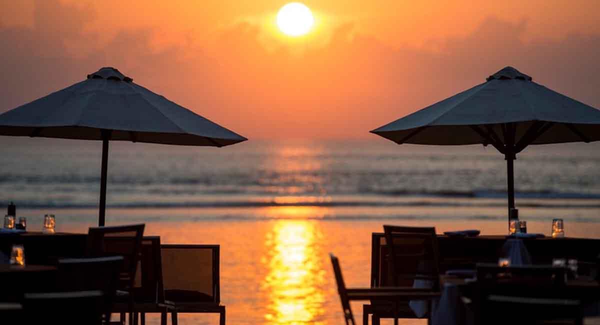 セガラヴィレッジサヌール、サヌールビーチ沿いホテル