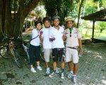 Bewishサイクリングツアー, サイクリングフィニッシュ
