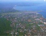 バリ島、 フライトからの眺め、Bewishボロブドゥールツアー