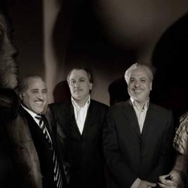 Alain, Richard & Henri Ovadia