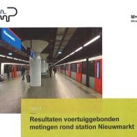 Terechte klacht geluidsoverlast metro