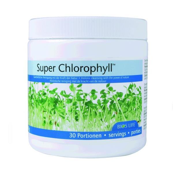 Chlorophyll – Das Powerpulver