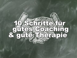 Coaching Therapie