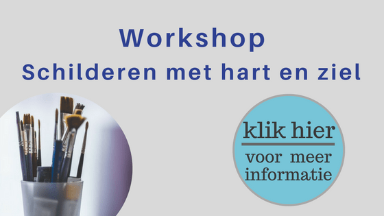 workshop schilderen