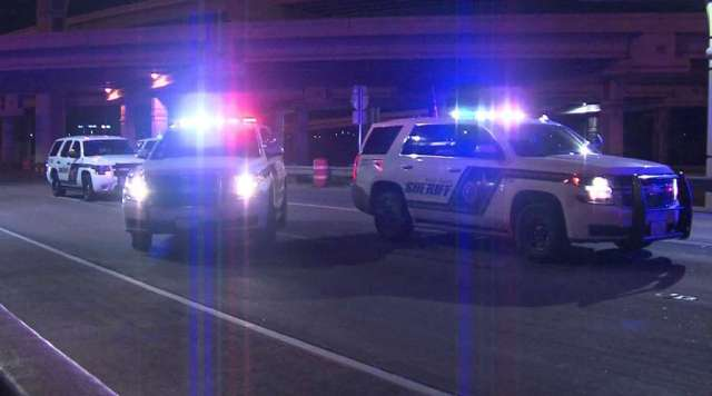 High-speed chase ends up in Bexar County - Bexar County Constable