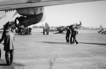 Bexhill's Amiens Raid Air Ace