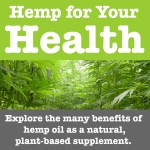 Hemp For Your Health The Benefits Of Hemp Oil