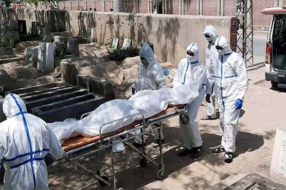 Photo of Pakistan reports 68 additional coronavirus deaths, 89,249
