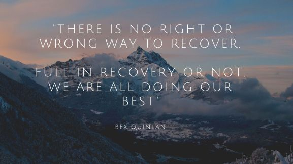 Full in recovery eating disorders