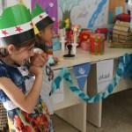 التعليم بالثورة السورية