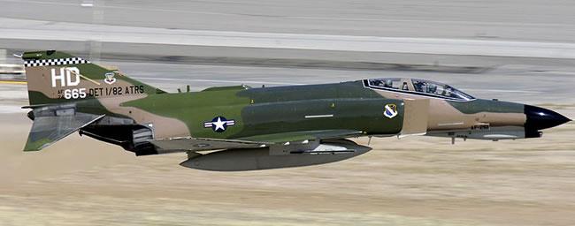 F-4E/TM Phantom II