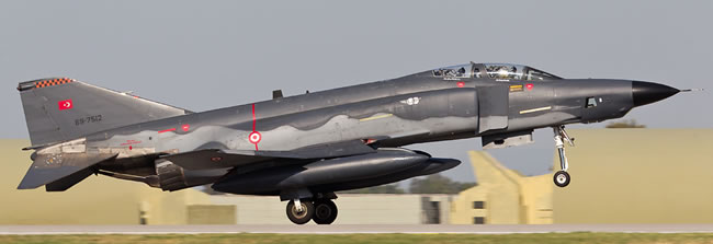 RF-4E/TM Phantom II