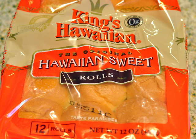 King's Hawaiian Sweet Rolls