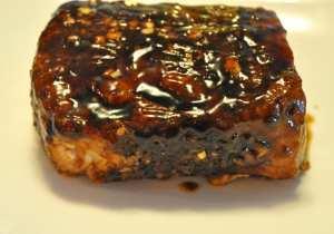 Galsamic Glazed Pork Loin