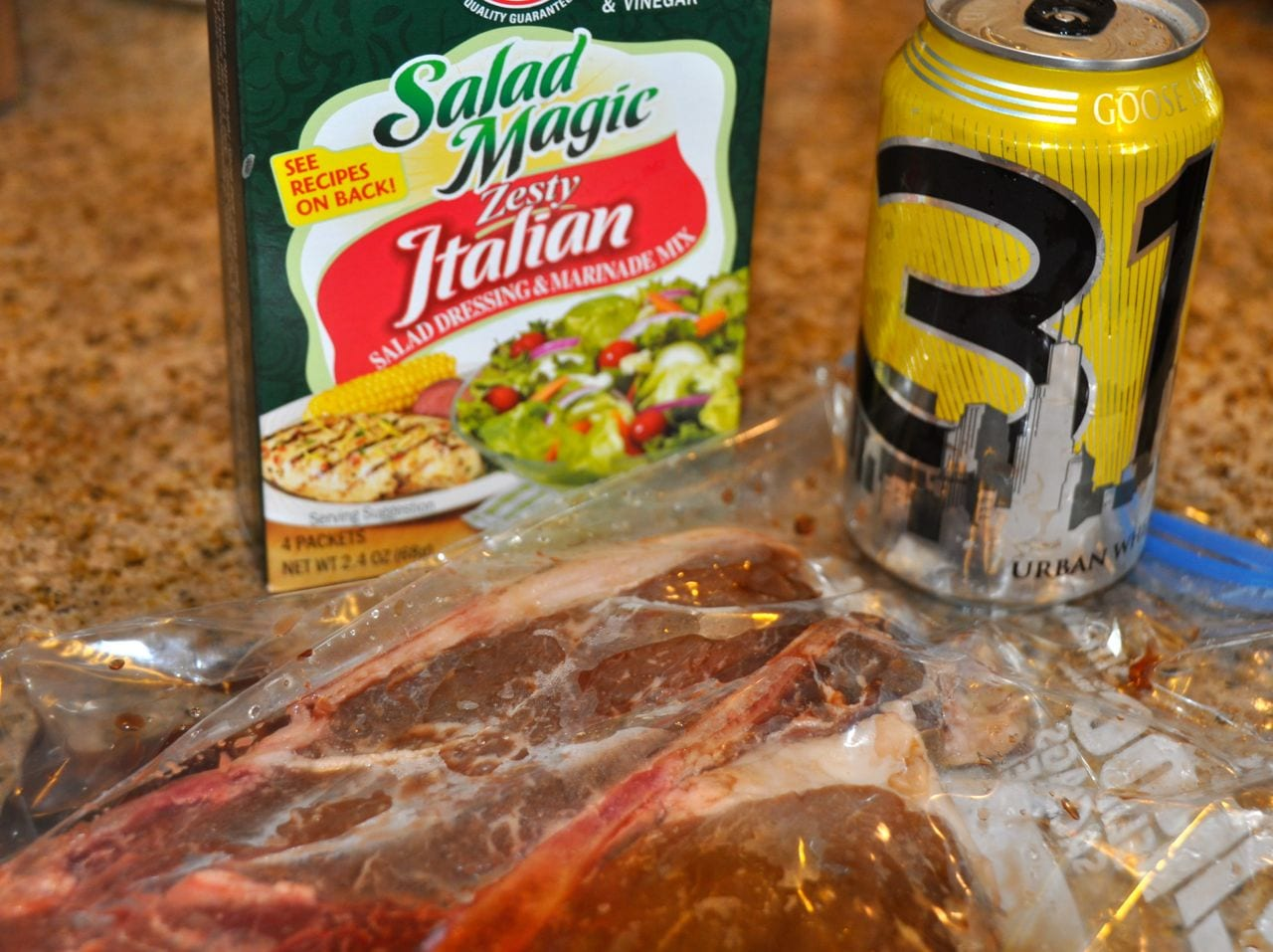 Hunk of Meat Monday: Easy Beer Marinade