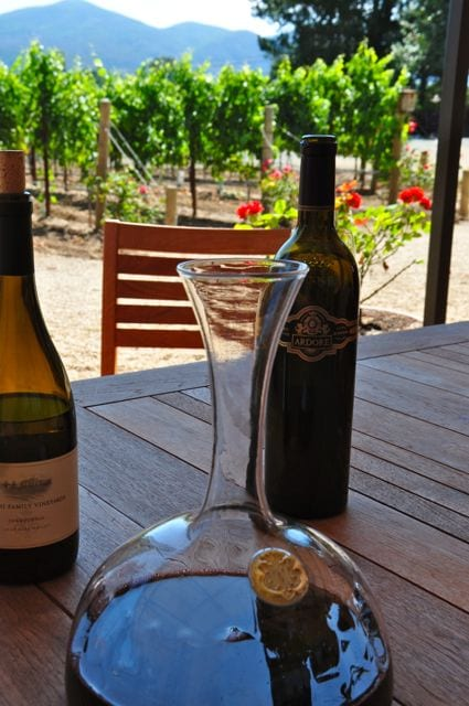 Beyer Beware's recommendations on where to go in Wine Country, Napa recommendations.