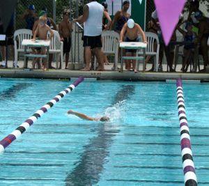 Boo Swimming 50 M Freestyle