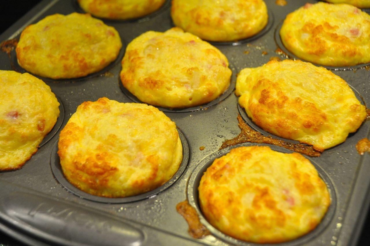 Ham and Egg Muffins - Beyer Beware
