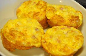 Egg and Ham Muffins