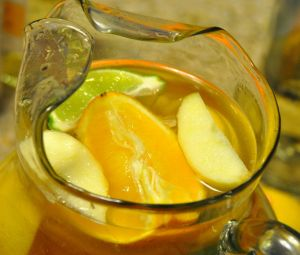 honey crisp apple sangria concentrate