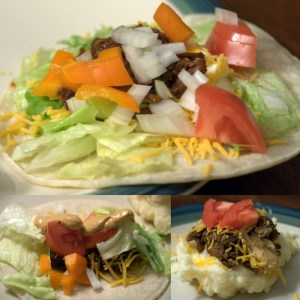 Spicy Shredded Beef Mexican Creations