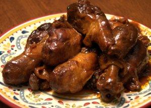Crock Pot Chicken Legs