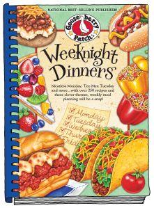Weeknight Dinners Cookbook