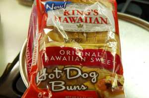 ng's Hawaiian Hot Dog Buns