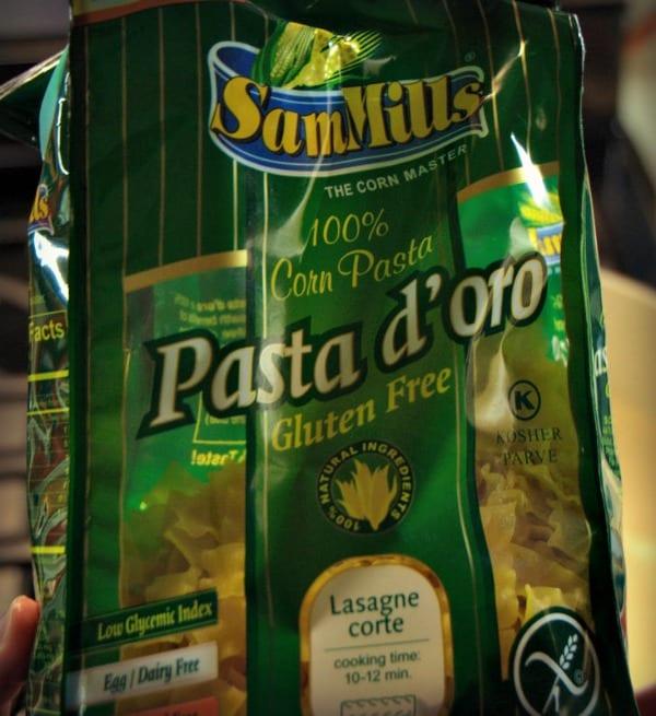 My favorite gluten free pasta