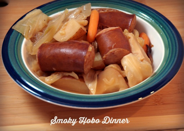 smoky hobo dinner