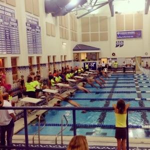 Another Swim Meet