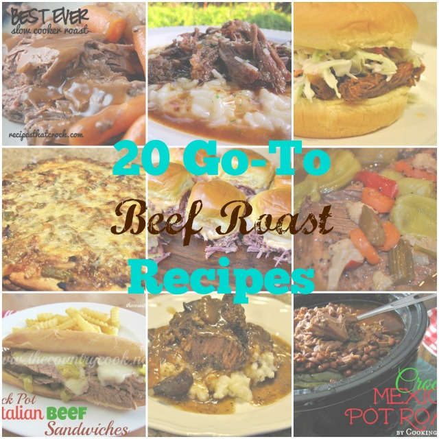 20 Go-To Beef Roast Recipes