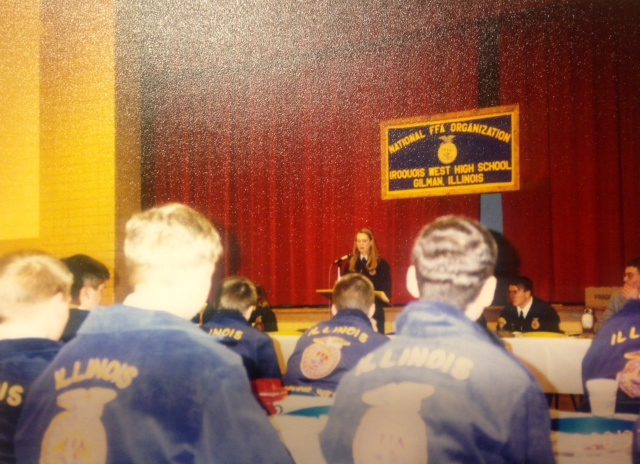 Where are all the women leaders? FFA gave me my first chance at leadership. How FFA changed the trajectory of my life.