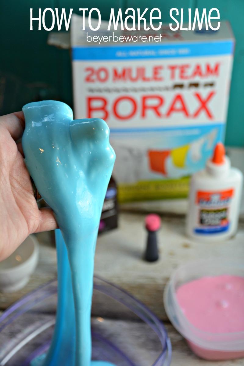 How to Make Slime , Beyer Beware
