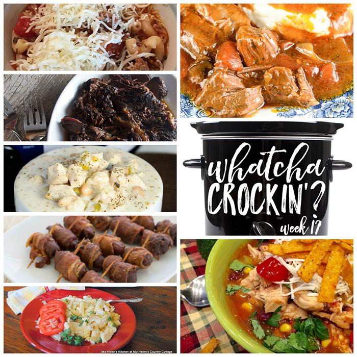Crock Pot Lasagna Soup – Whatcha Crockin' – Week 17
