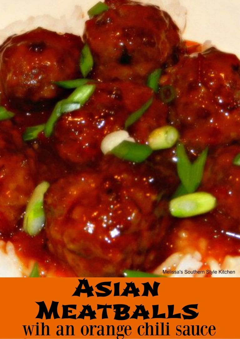 crock Pot Asian Meatballs