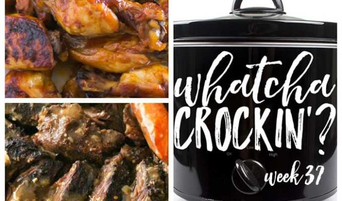 Crock Pot Coffee Cake – Whatcha Crockin' – Week 37