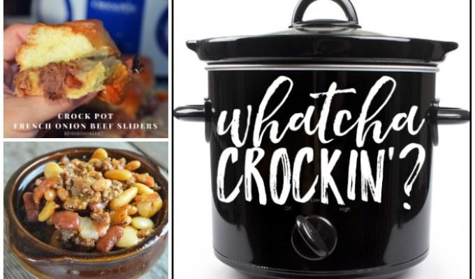 Crock Pot Chicken and Noodles – Whatcha Crockin' – Week 41