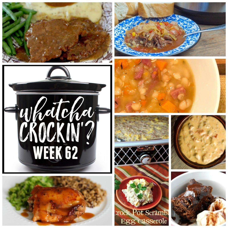 Crock Pot Cubed Steak and Gravy – Whatcha Crockin' – Week 62