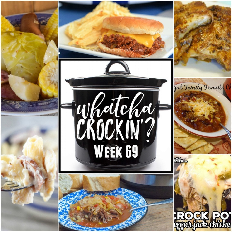 Crock Pot Sloppy Joes – Whatcha Crockin' – Week 69