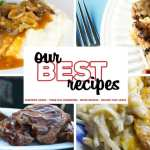 Our best pork chop recipes are all here. Crock Pot Recipes, Oven Baked Pork Chops, Grilled Pork Chops, all are here so get the chops ready.
