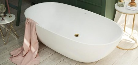 Waters Elements- Cloud Freestanding Bath 1