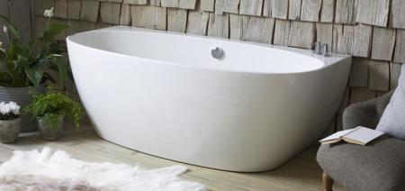 Waters Natura - Cove Back-to-Wall Bath 2